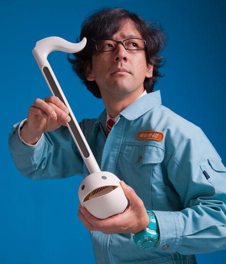 明和電機代表取締役社長 土佐信道