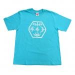 T shirts_su byo ryu myu_blue