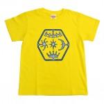 T shirts_su byo ryu myu_yellow